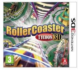 Namco Bandai Rollercoaster Tycoon 3D (3DS)