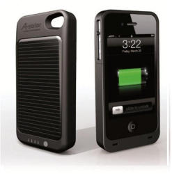 A-Solar Power Pack iPhone 4/4S 1600mAh AS-AM403