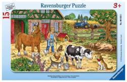 Ravensburger Farmélet 15 db-os
