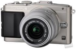 Olympus PEN E-PL5 + EZ-M1442 II R 14-42mm (V205041BE010)
