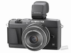 Olympus PEN E-P5 + EW-M1718 17mm