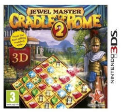 Mastertronic Jewel Master Cradle of Rome 2 (3DS)