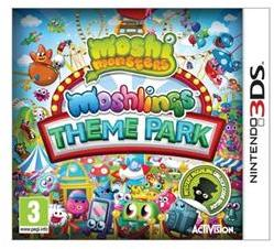 Activision Moshi Monsters 2 Moshlings Theme Park (3DS)