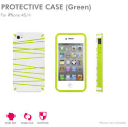Macally GoGreen iPhone 4/4S