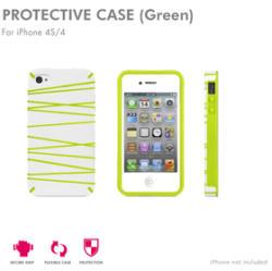 Macally GoGreen iPhone 4/4S