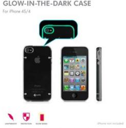 Macally Glow in the dark iPhone 4/4S