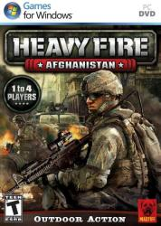 Mastiff Heavy Fire Afghanistan (PC)