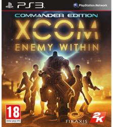 2K Games XCOM Enemy Within (PS3)
