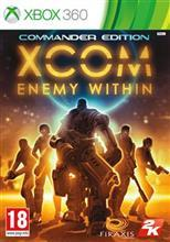 2K Games XCOM Enemy Within (Xbox 360)