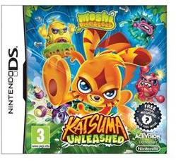 Activision Moshi Monsters Katsuma Unleashed (Nintendo DS)
