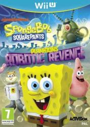 Activision SpongeBob SquarePants Plankton's Robotic Revenge (Wii U)