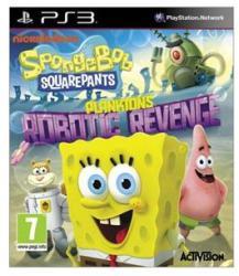 Activision SpongeBob SquarePants Plankton's Robotic Revenge (PS3)