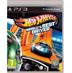 Warner Bros. Interactive Hot Wheels World's Best Driver (PS3)