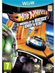 Warner Bros. Interactive Hot Wheels World's Best Driver (Wii U)