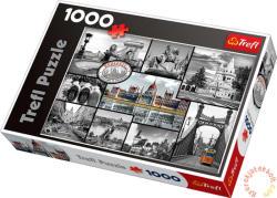 Trefl Budapest kollázs 1000 db-os (10347)