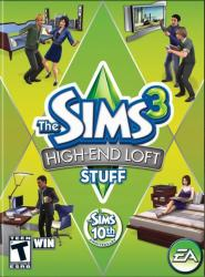 Electronic Arts The Sims 3 High-End Loft Stuff (PC)
