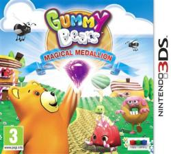 Mastertronic Gummy Bears Magic Medalion (3DS)