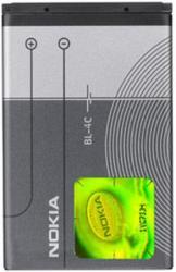 Nokia Li-ion 760mAh BL-4C