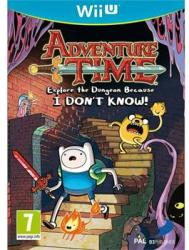 D3 Publisher Adventure Time Explore The Dungeon (Nintendo Wii)