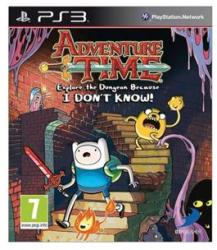 D3 Publisher Adventure Time Explore The Dungeon (PS3)