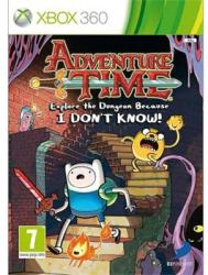 D3 Publisher Adventure Time Explore The Dungeon (Xbox 360)