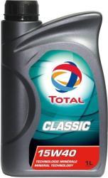 Total Classic 15W40 1L