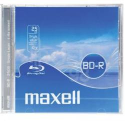 Maxell Blu-Ray BD-R 25Gb 4X Print 1 бр.
