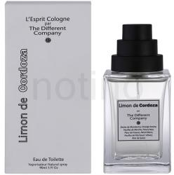 The Different Company Limon De Cordoza EDT 90ml