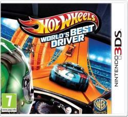 Warner Bros. Interactive Hot Wheels World's Best Driver (3DS)