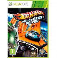Warner Bros. Interactive Hot Wheels World's Best Driver (Xbox 360)