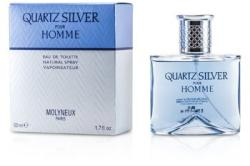 Molyneux Quartz Silver pour Homme EDT 50ml