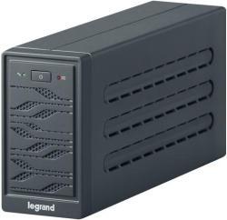 Legrand NIKY 600VA IEC SHK USB (310009)