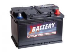 XT Battery Classic 74Ah 600A