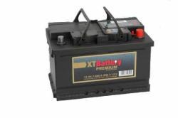 XT Battery Premium 72Ah 670A