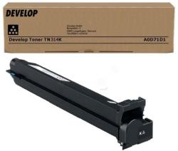 Develop TN314K Black (A0D71D1)