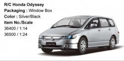 Rastar Honda Odyssey 1:14