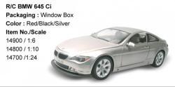 Rastar BMW 645 Ci 1:24