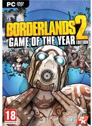 2K Games Borderlands 2 [Game of the Year Edition] (PC)