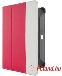 Belkin Cinema Stripe Folio for Galaxy Tab 2 10.1 - Pink (F8M392CWC02)
