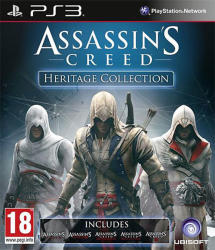 Ubisoft Assassin's Creed Heritage Collection (PS3)