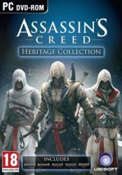 Ubisoft Assassin's Creed Heritage Collection (PC)