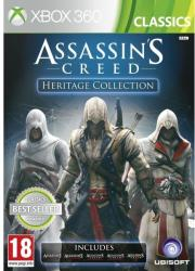 Ubisoft Assassin's Creed Heritage Collection [Classics] (Xbox 360)