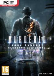 Square Enix Murdered Soul Suspect (PC)
