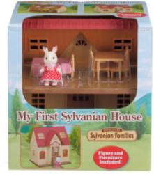 Sylvanian Families Első Sylvanian házam
