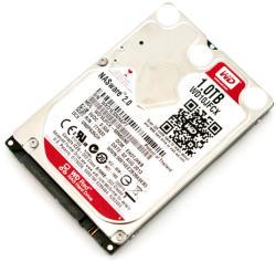 Western Digital Red 1TB 16MB SATA3 WD10JFCX