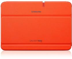 Samsung Book Cover for Galaxy Note 10.1 - Orange (EFC-1G2NOECSTD)