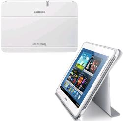 Samsung Book Cover for Galaxy Note 10.1 - White (EFC-1G2NWECSTD)