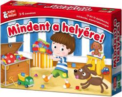 Keller&Mayer Mindent a helyére - oktató játék