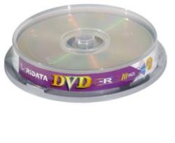 RIDATA DVD-R 4.7Gb 16X 10 бр.