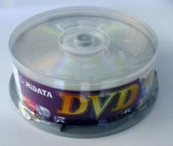 RIDATA DVD-R 4.7Gb 16X 25 бр.